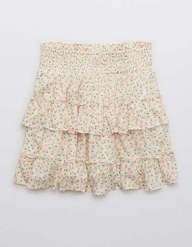 Мини-юбка с оборками Aerie