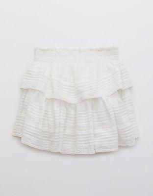 American Eagle Custom Tie Dye Skirt