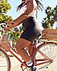 OFFLINE The Hugger High Waisted Crackle Bike Short