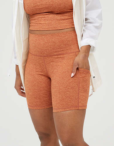 OFFLINE The Hugger High Waisted Pocket Bike Short