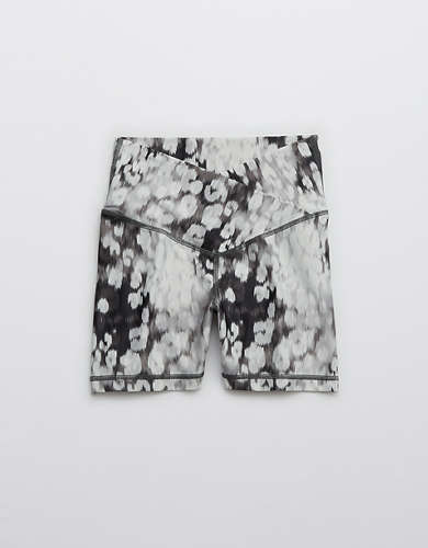 OFFLINE Shine High Waisted Printed Shortie