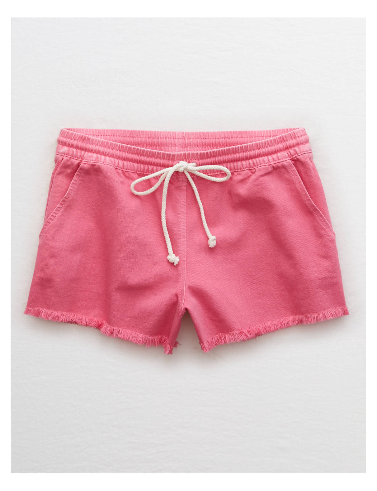 Display product reviews for Aerie Denim Short