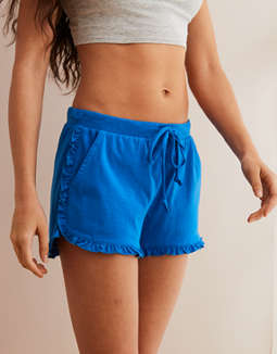 Aerie Real Soft® Ruffle Hem Short