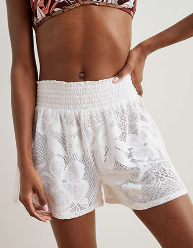 Aerie Lace Beach Short