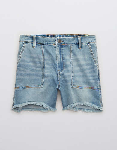 Aerie Adventure Denim Short