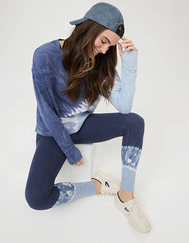 OFFLINE OG High Waisted Tie Dye Legging