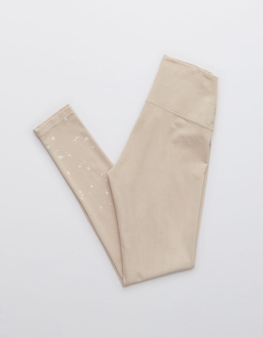OFFLINE OG High Waisted Bleach Wash Legging