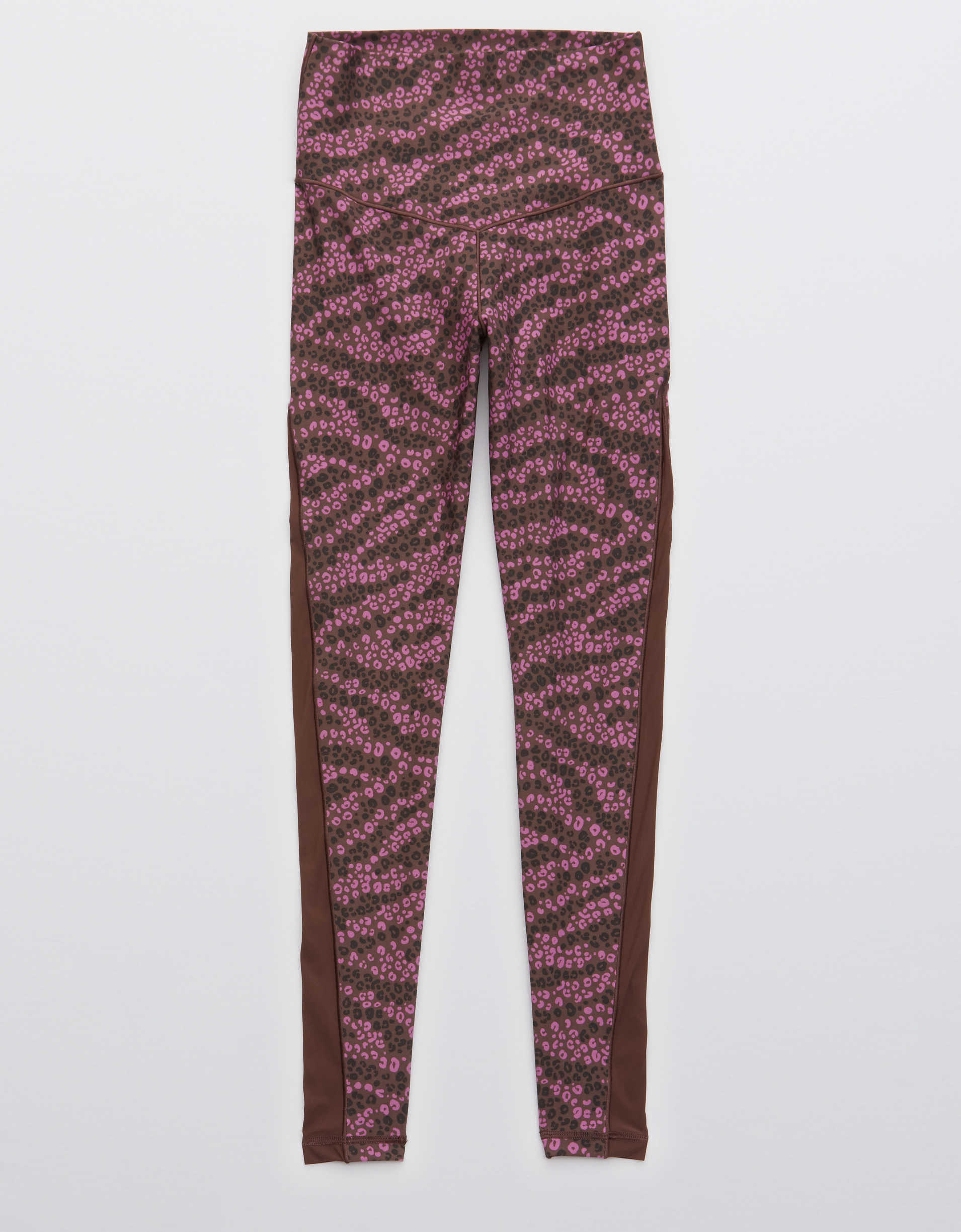 OFFLINE Printed Real Me High Waisted Mesh Legging