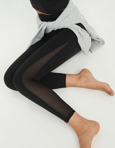 OFFLINE Real Me High Waisted Mesh Legging