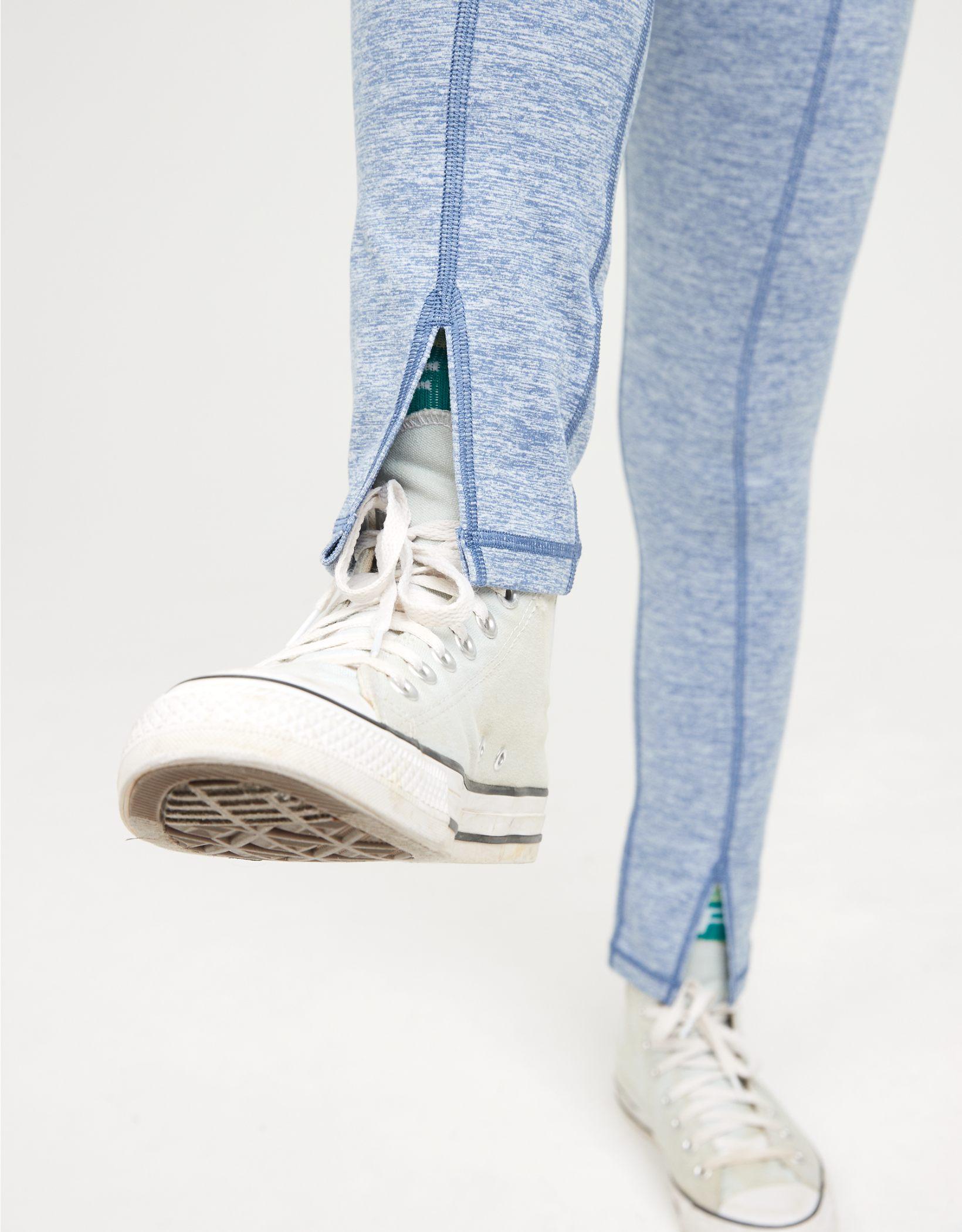 OFFLINE The Hugger High Waisted Cropped Flare Legging