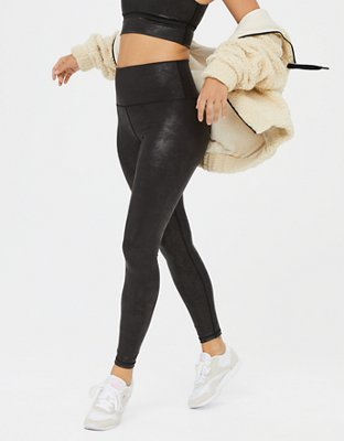OFFLINE The Hugger High Waisted Crackle Legging; holiday gift guide for her