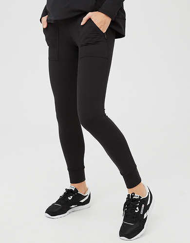OFFLINE The Hugger High Waisted Zip Pocket Legging