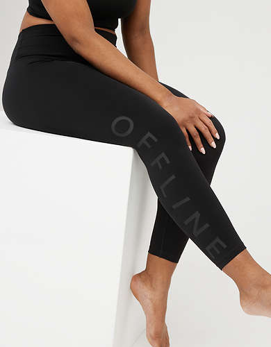 OFFLINE Real Me High Waisted Graphic Legging