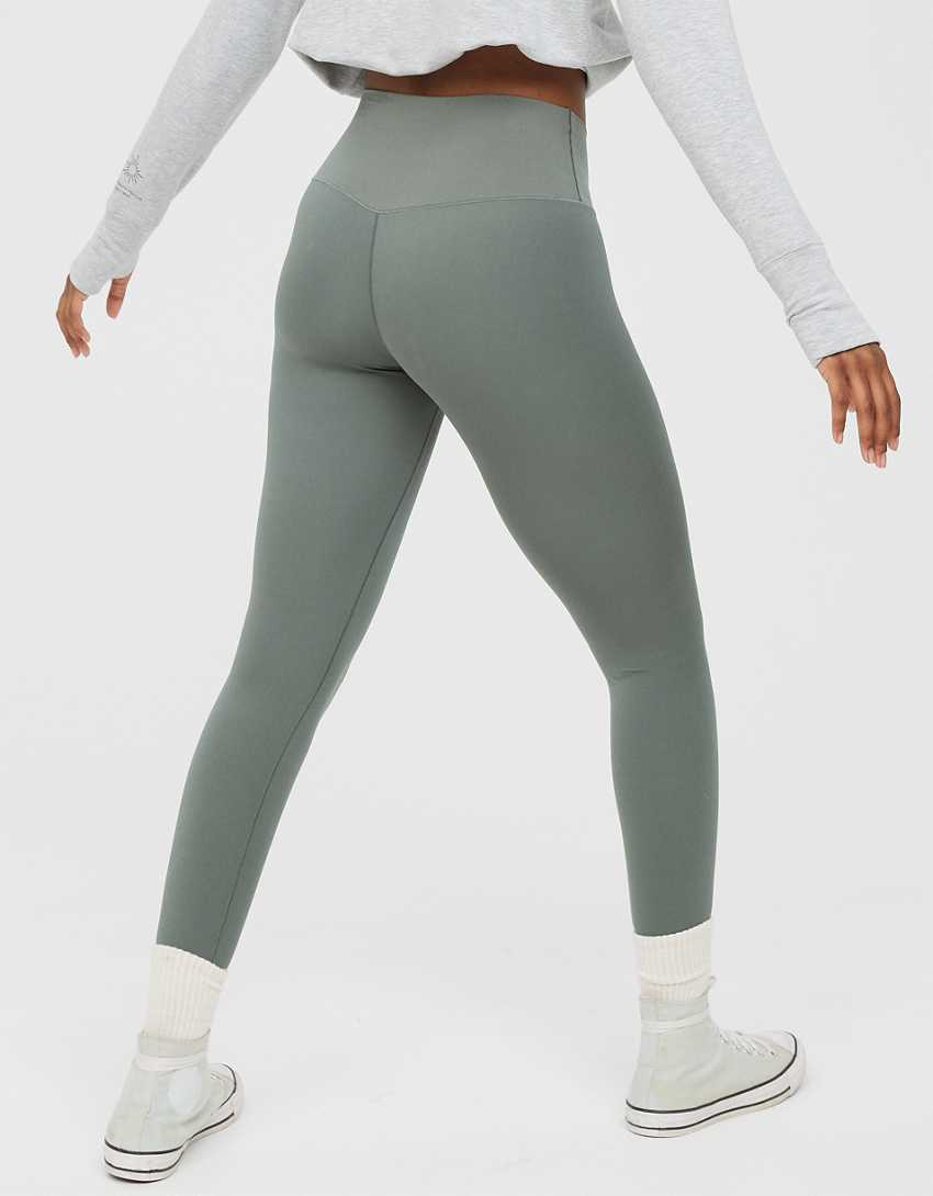 OFFLINE Real Me High Waisted Lace Up Legging