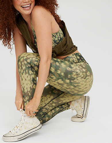 OFFLINE Shine High Waisted Crossover Legging