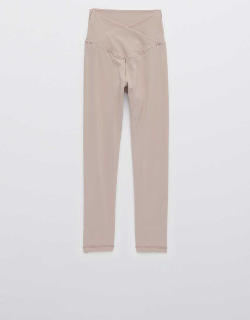OFFLINE Real Me High Waisted Cropped Crossover Legging