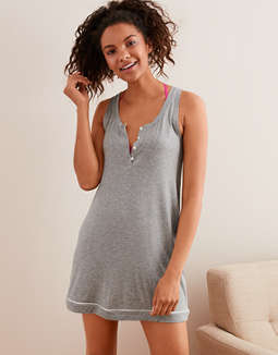 Aerie Real Soft®&Nbsp;Nightie by American Eagle Outfitters