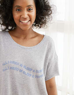 Aerie T-Shirt Nightie