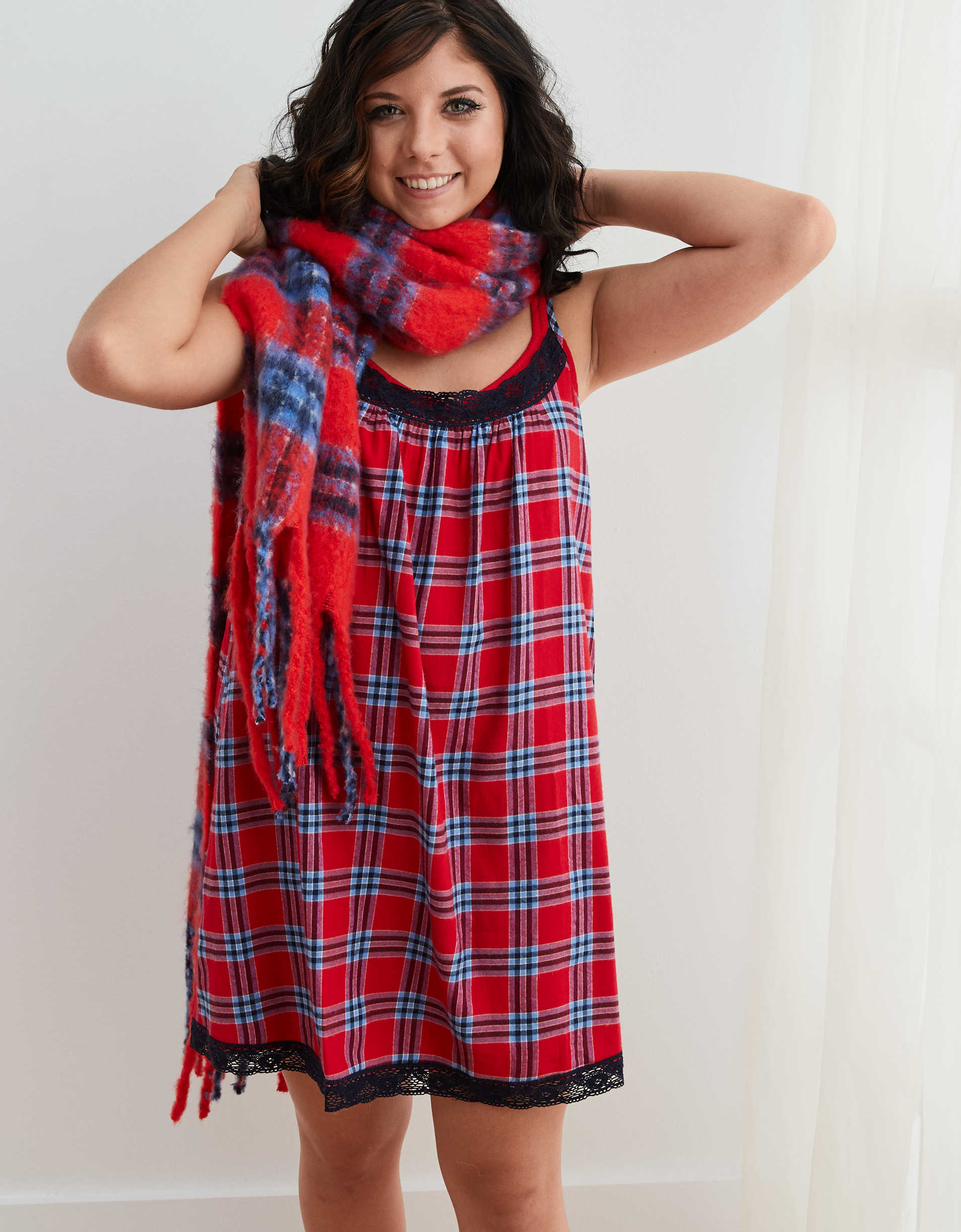 Aerie Flannel Nightie