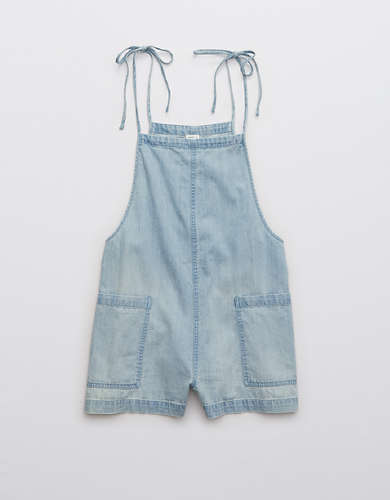 Aerie Tie Shoulder Shortall