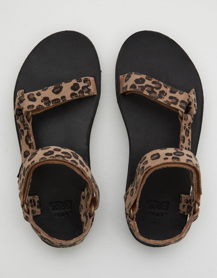 Teva Midform Leopard Sandal