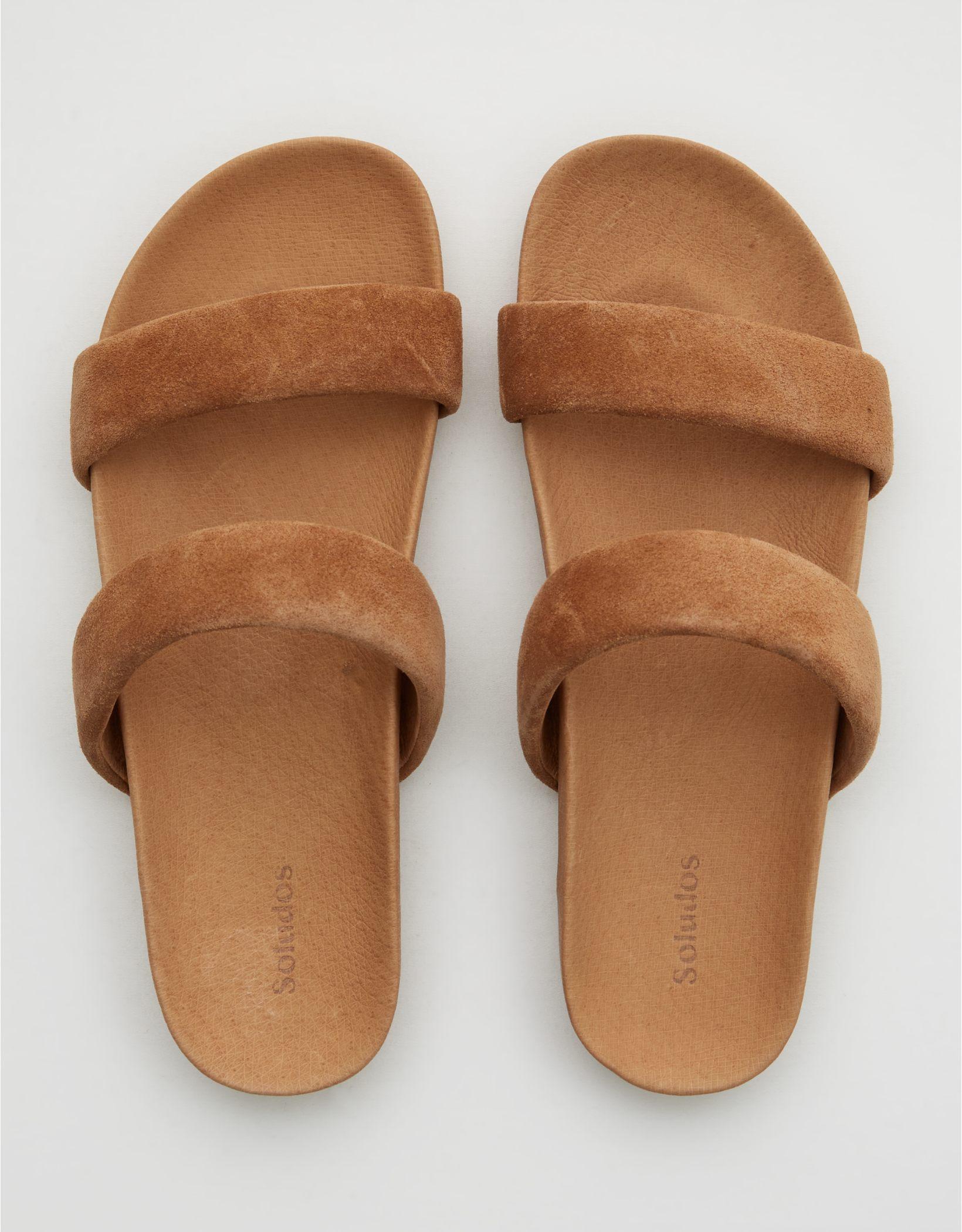 Soludos Sage Sandal