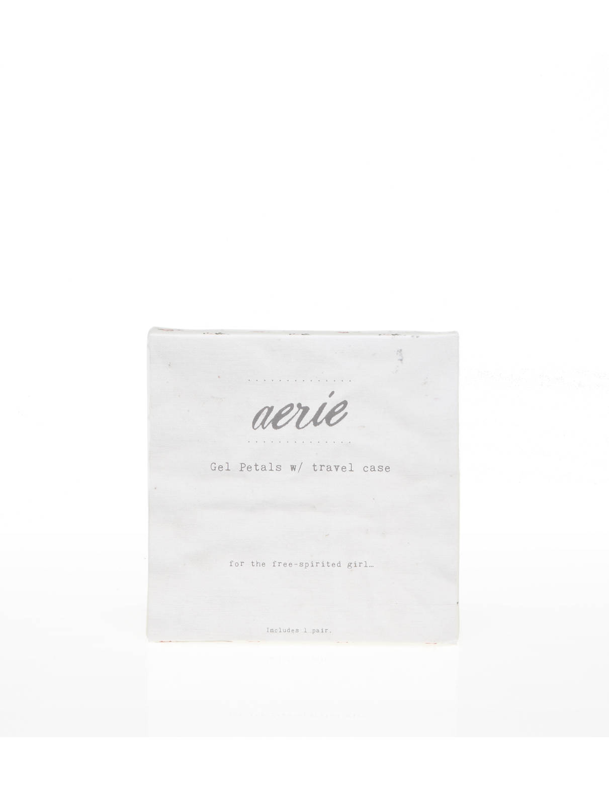 Display product reviews for Aerie Gel Petals
