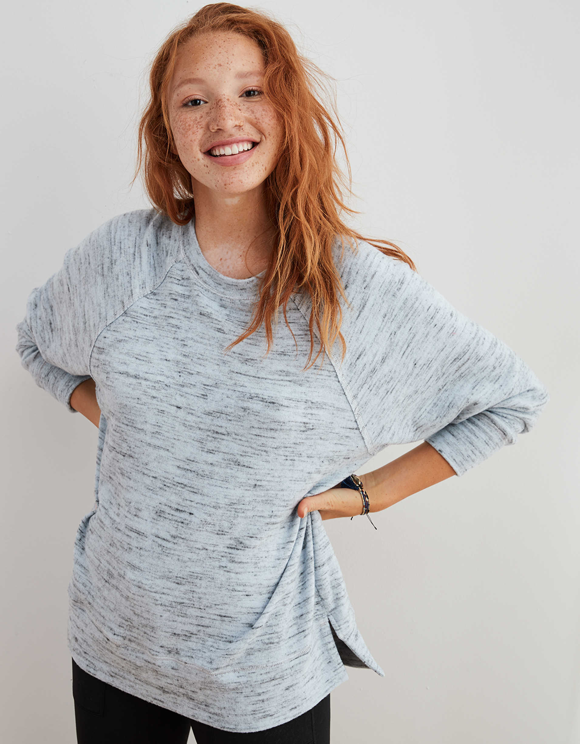 Aerie Plush Oversized Sweatshirt