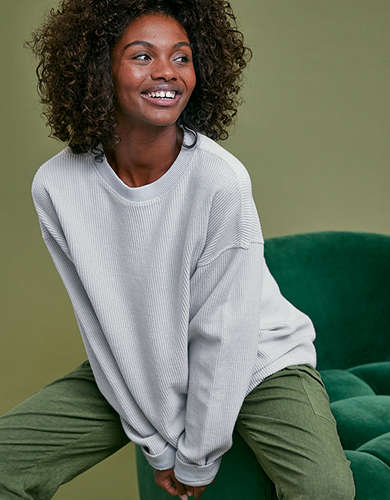 Aerie New Love Oversized Sweatshirt