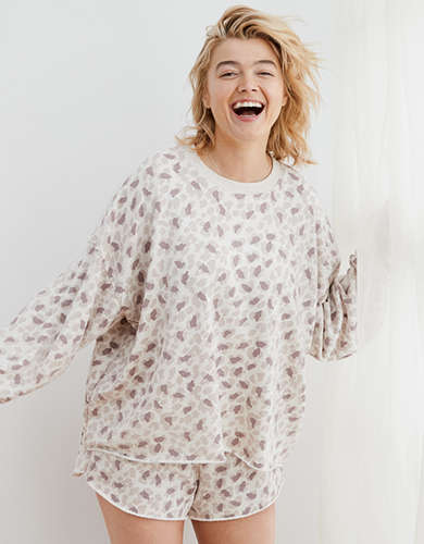 Aerie Sunday Soft Oversized Sweatshirt