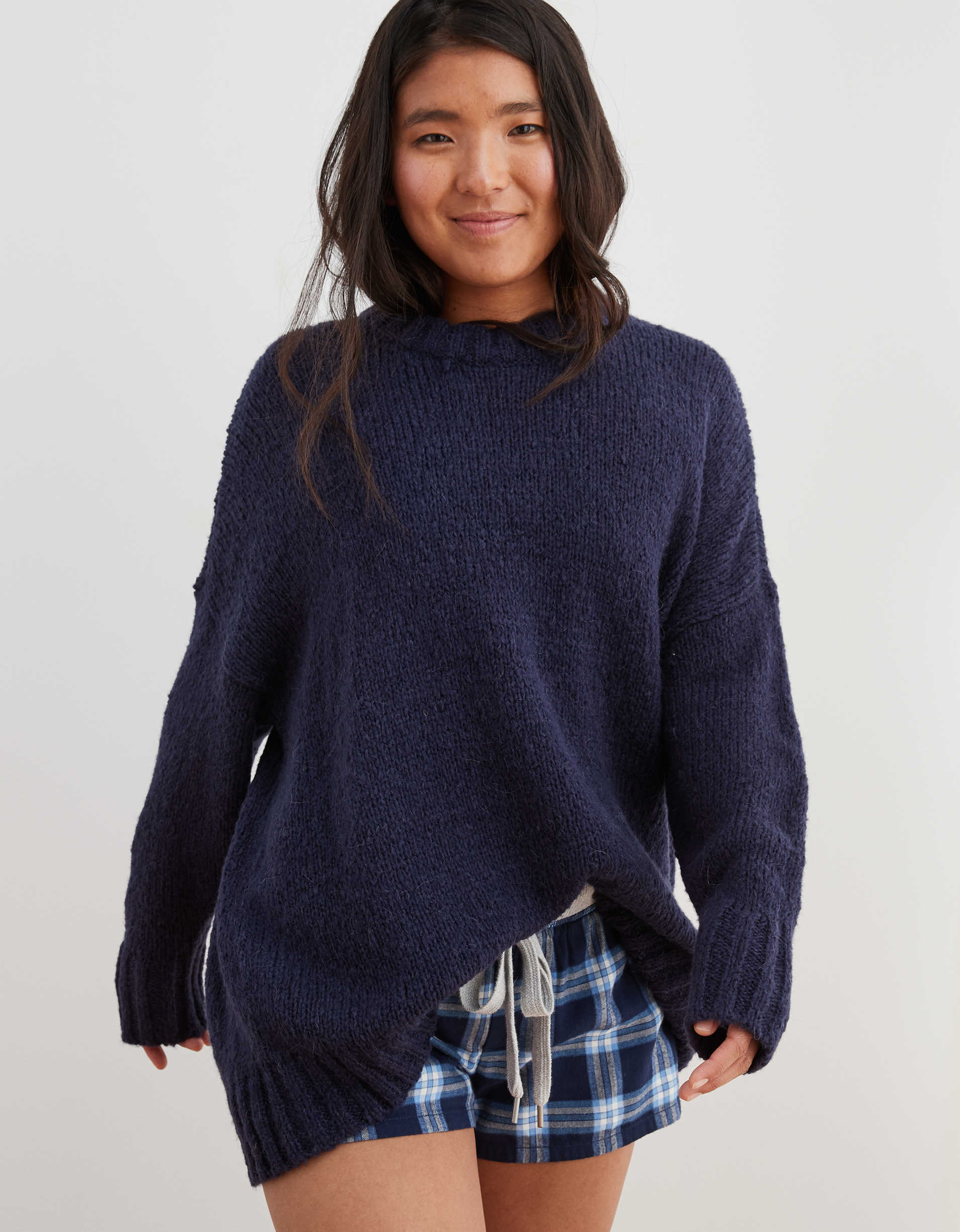 Aerie Big Sky Oversized Sweater