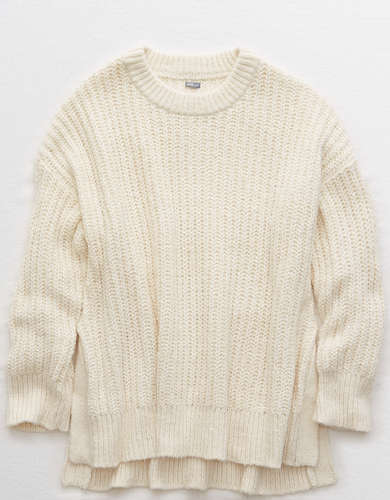 Aerie Oversized Desert Sweater
