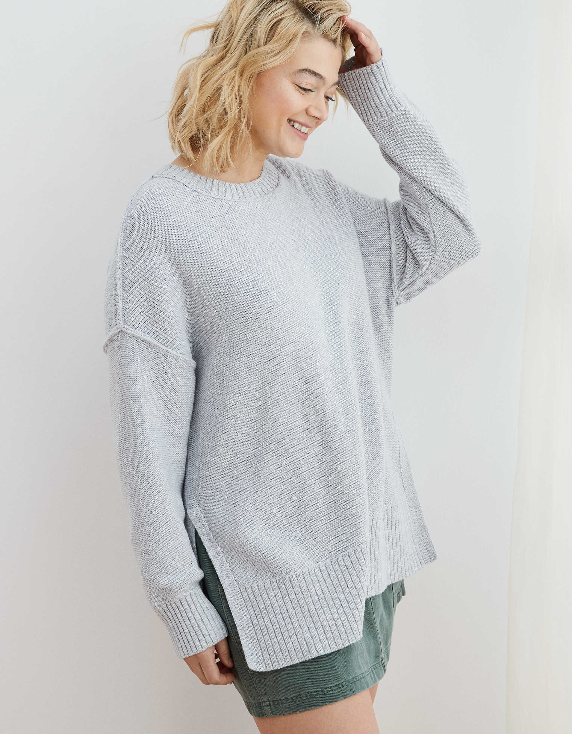 Aerie Desert Oversized Sweater