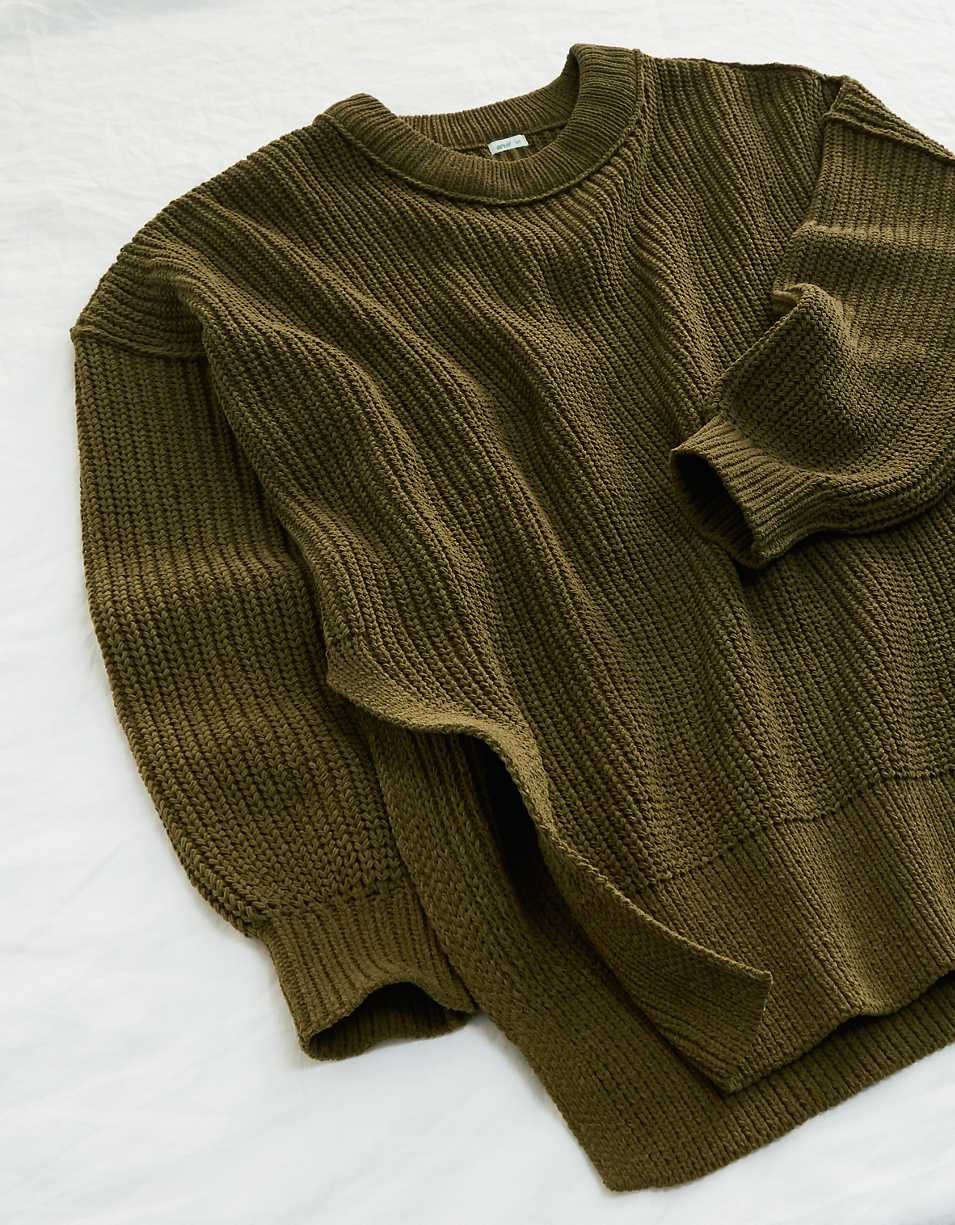 Aerie Chenille Oversized Sweater