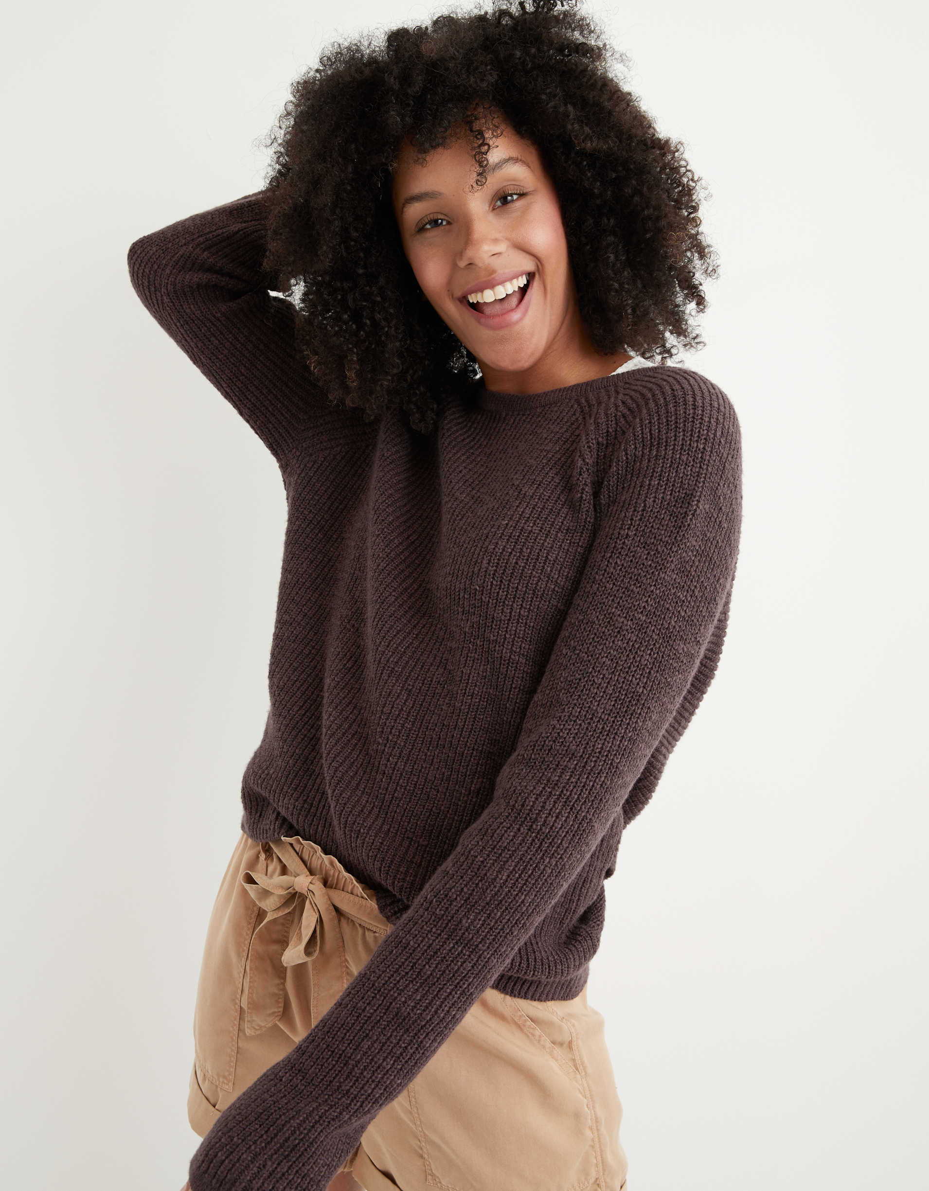Aerie Ballet Back Sweater