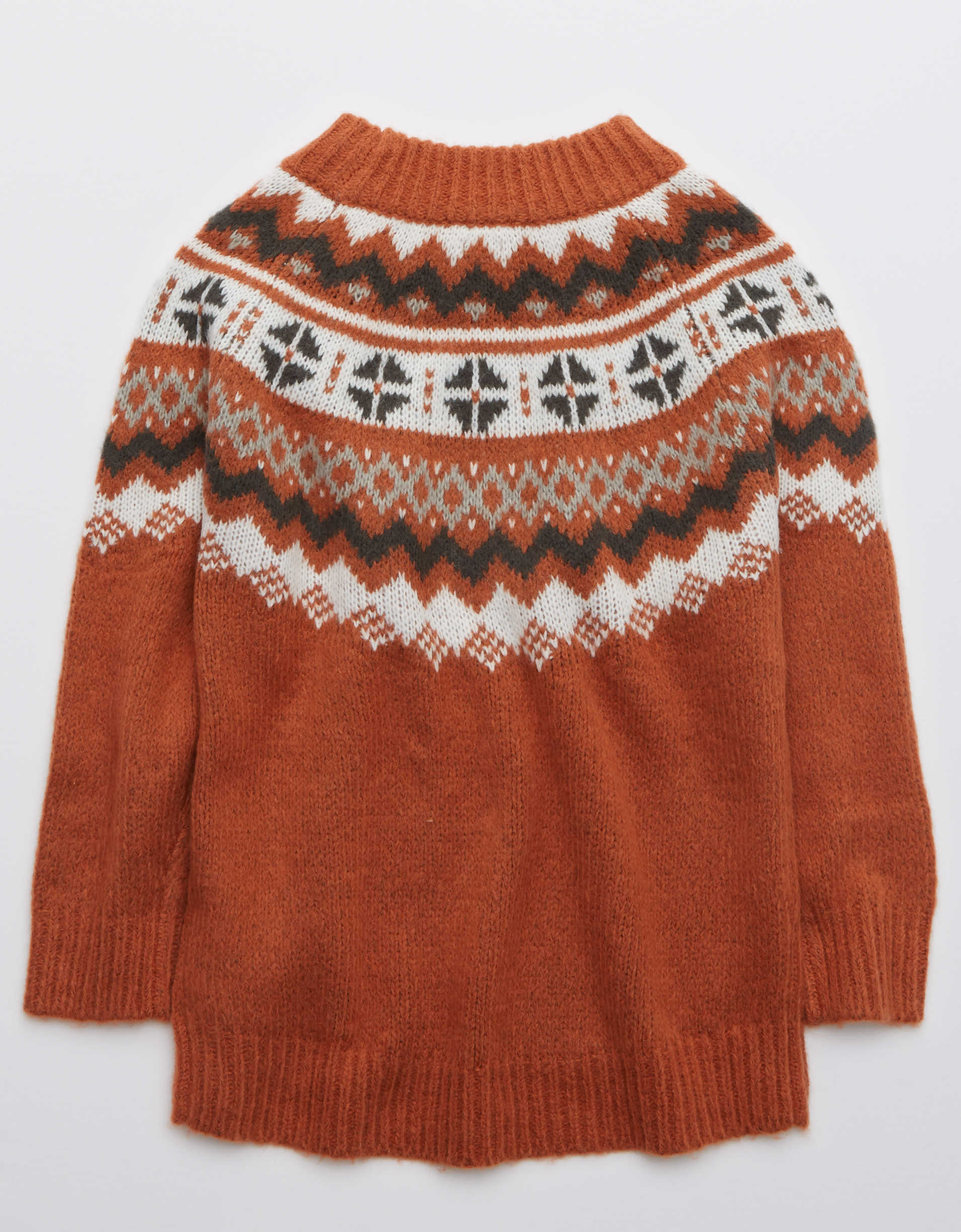 Aerie Fairisle Sweater