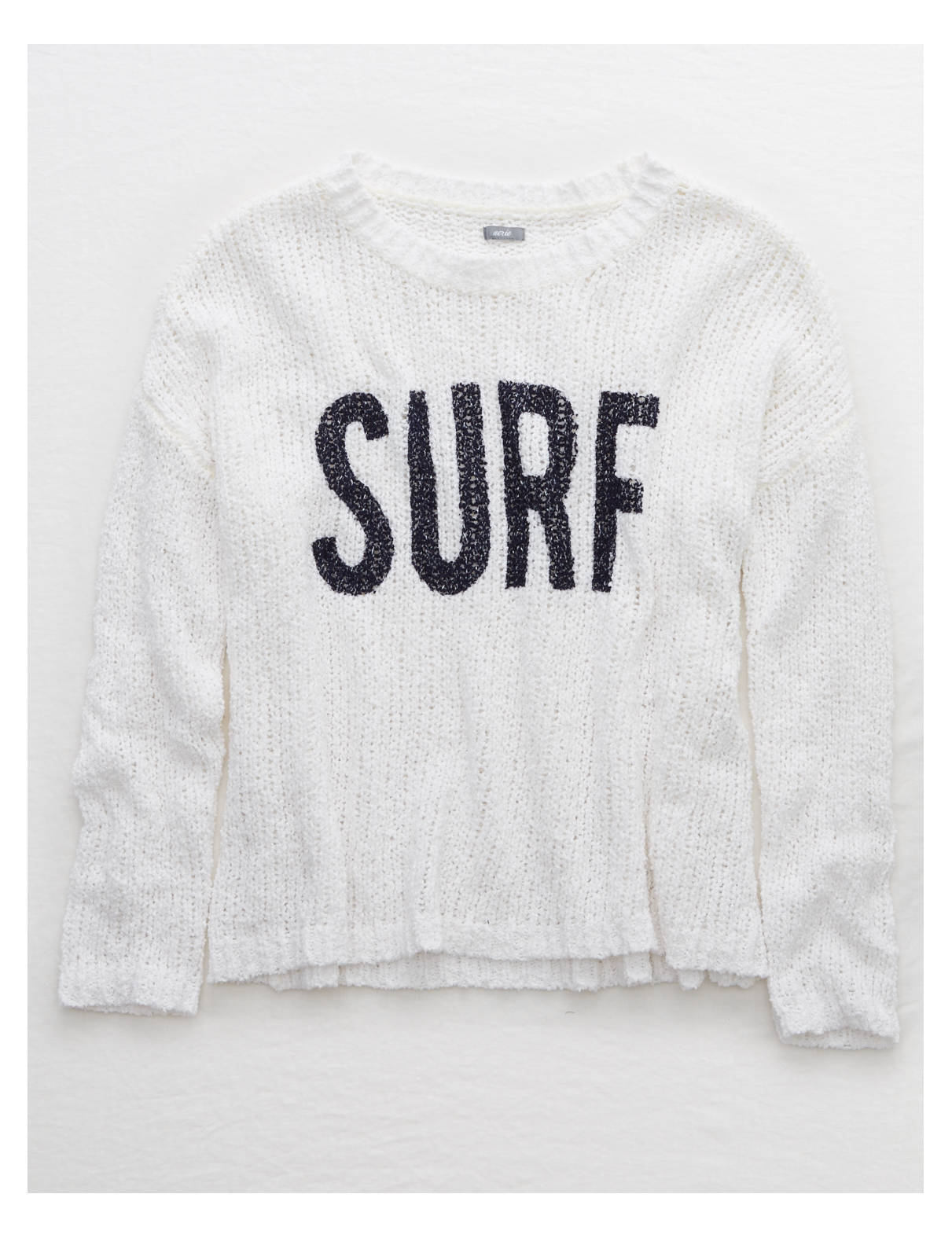 Display product reviews for Aerie Surf Sweater