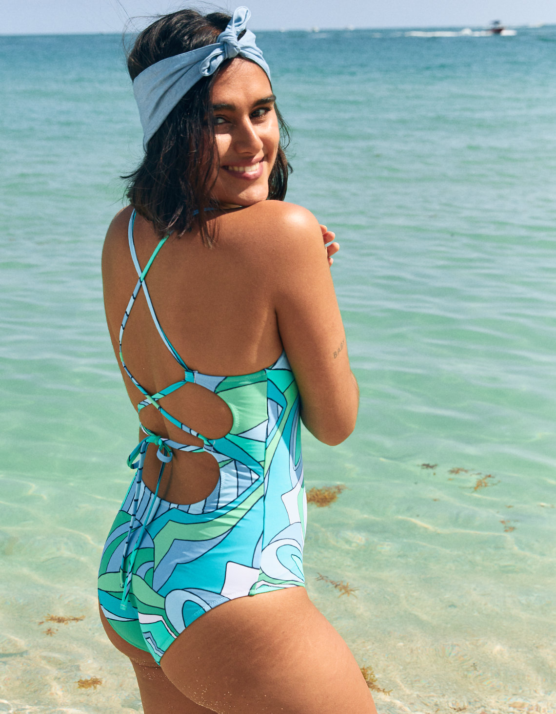c86bf47696531 Aerie Strappy Back One Piece Swimsuit. Placeholder image. Product Image