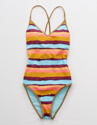 hot sales 35bae 8c7df Women's One Piece Swimsuits & Swimwear | Aerie