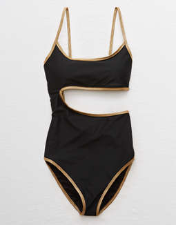 2569235ed76 placeholder image Aerie Cut Out One Piece Swimsuit ...