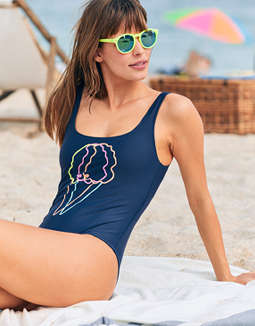 6daa3e8ecf6c8 placeholder image Aerie Scoop One Piece Swimsuit ...