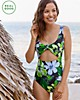 Aerie Knot One Piece Swimsuit