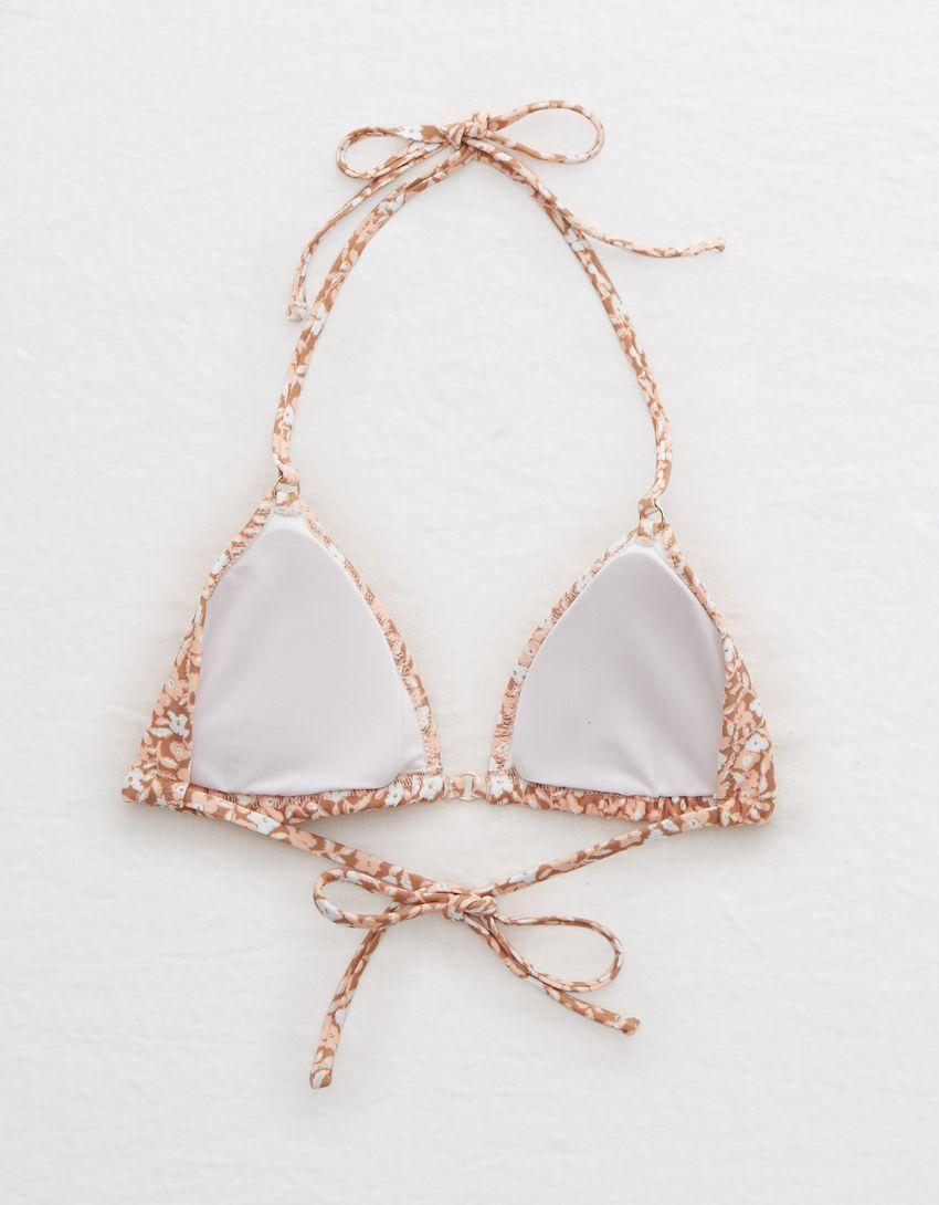 Aerie Triangle Bikini Top