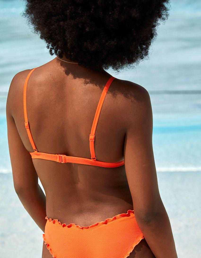 Aerie Pique Triangle Bikini Top