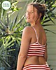 Aerie Ribbed Longline Scoop Bikini Top