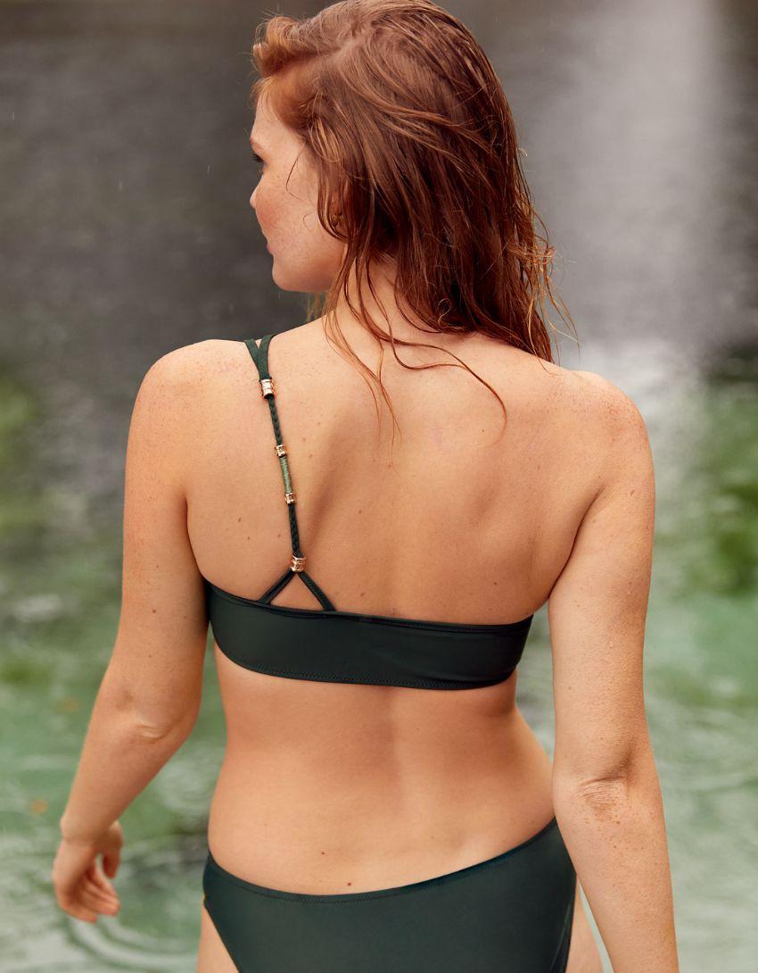 Aerie One Shoulder Bikini Top