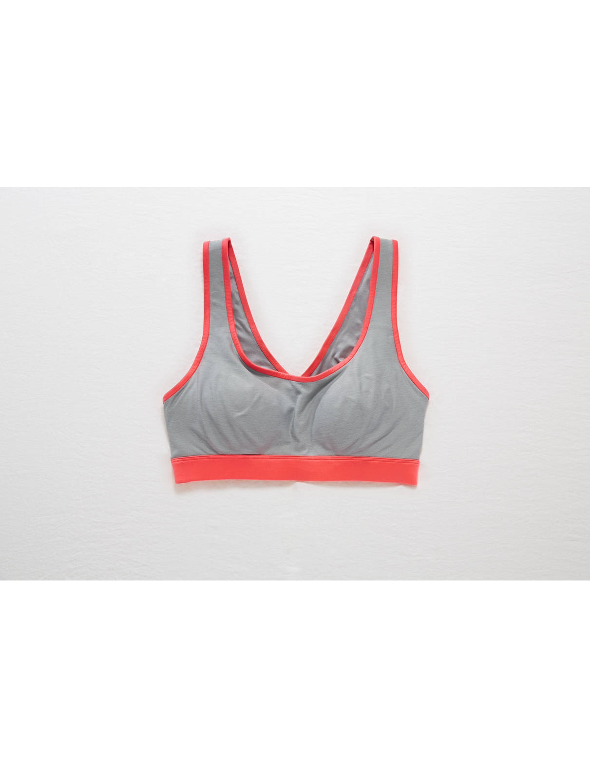 Display product reviews for Aerie Sunnie Move Cross-Back Sports Bra