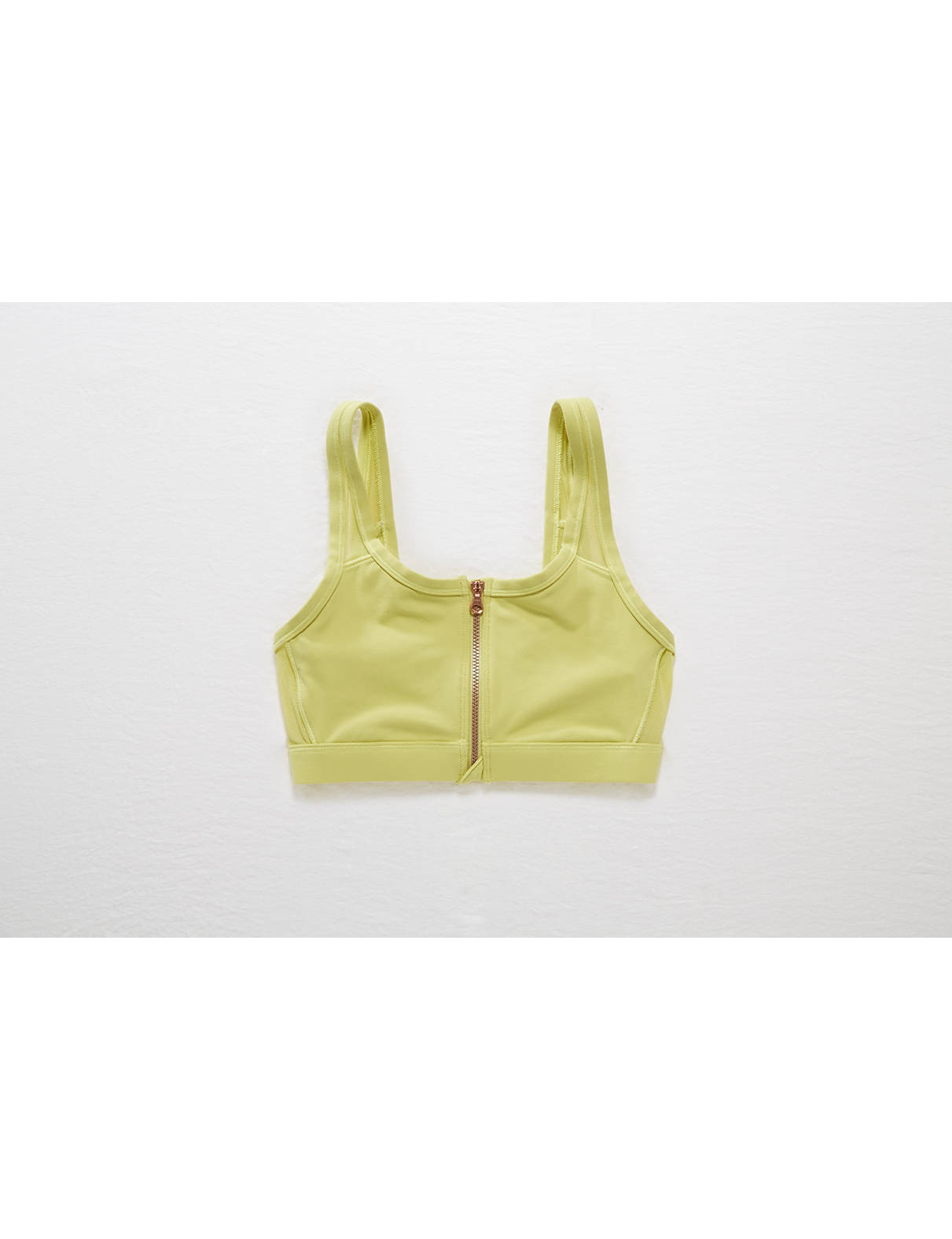 Display product reviews for Aerie Move Zip Front Sports Bra