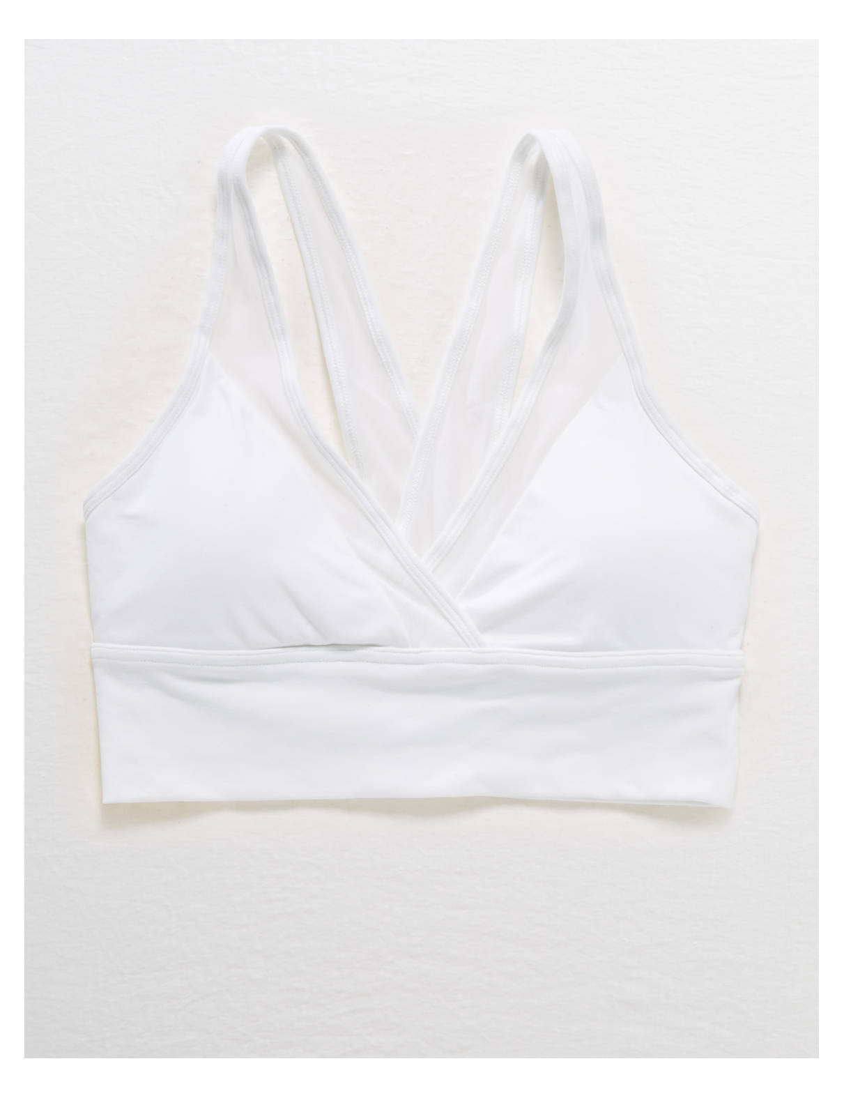 Display product reviews for Aerie CHILL Padded Plunge Bralette