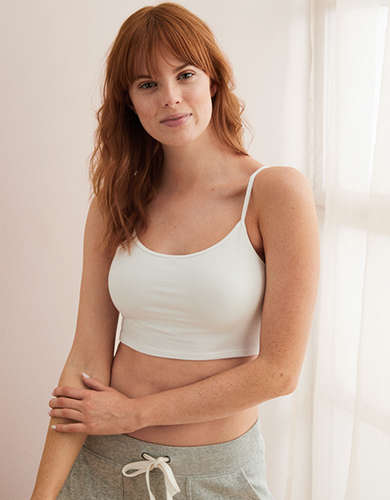 Aerie Chill Scoop Cami Bralette